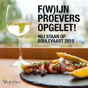 Vako Vino op Boulevaart Krommenie 2019
