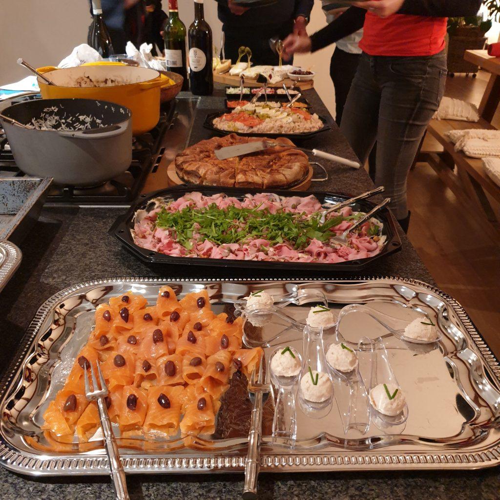 Catering van Vako Vino
