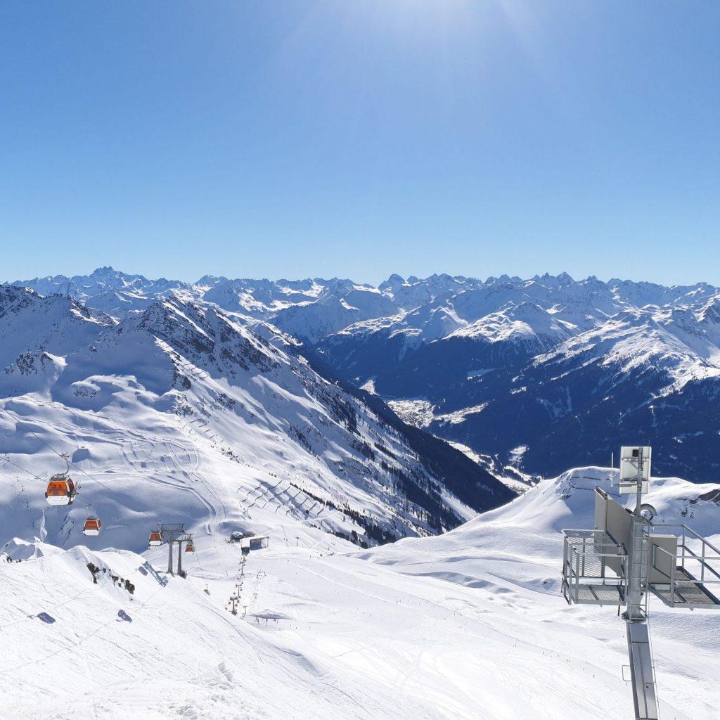 Wintersport bij Vako Vino