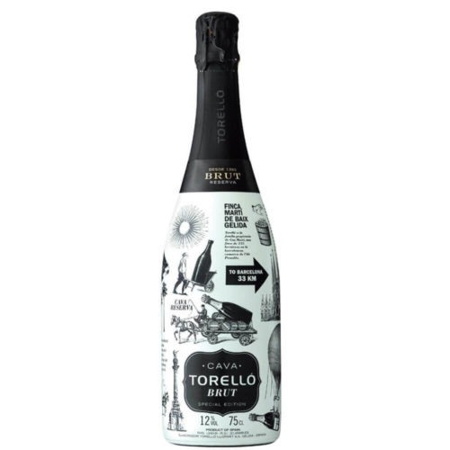 Cava Torello Brut Special Edition