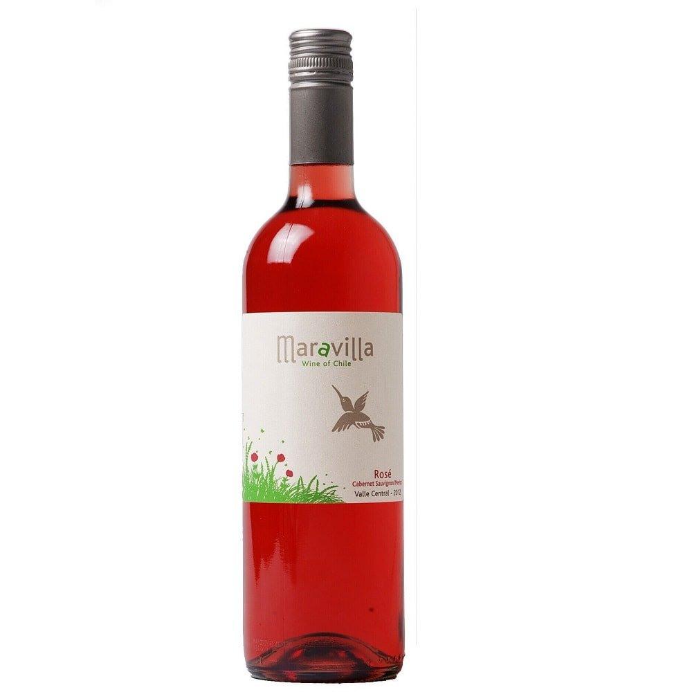 Maravilla Rosé Cabernet-Merlot Vako Vino