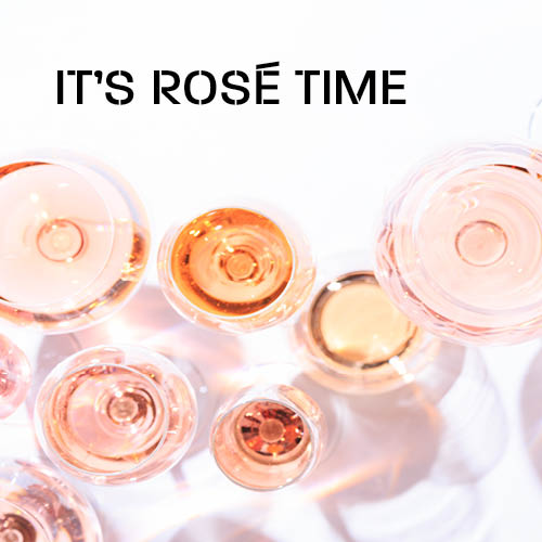 IT'S ROSE TIME